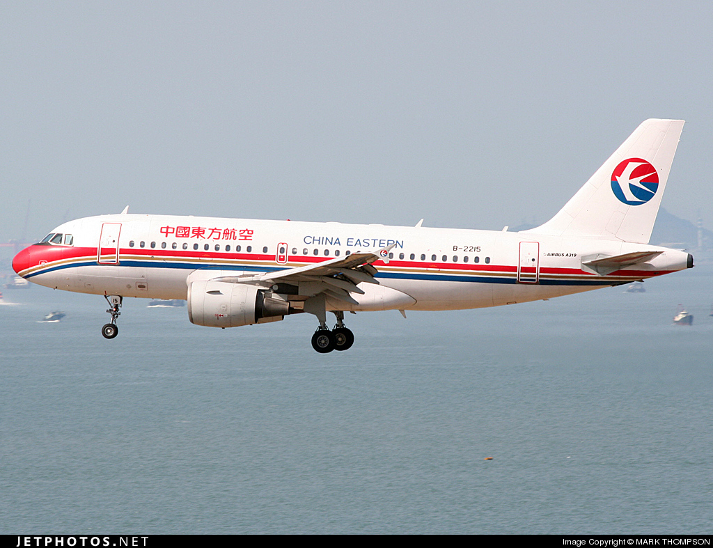 B-2215 - Airbus A319-112 - China Eastern Airlines