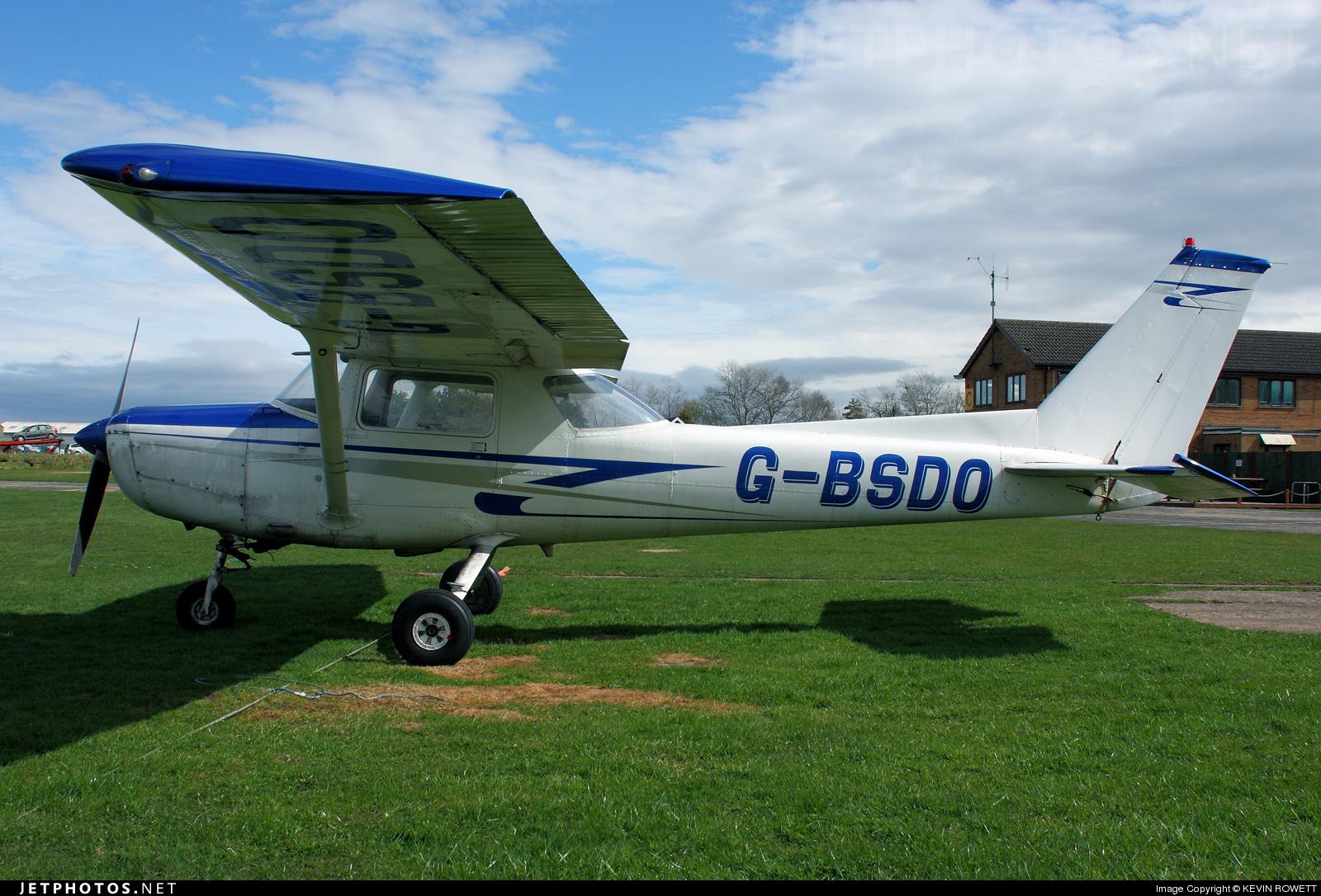 G-BSDO - Cessna 152 - Private