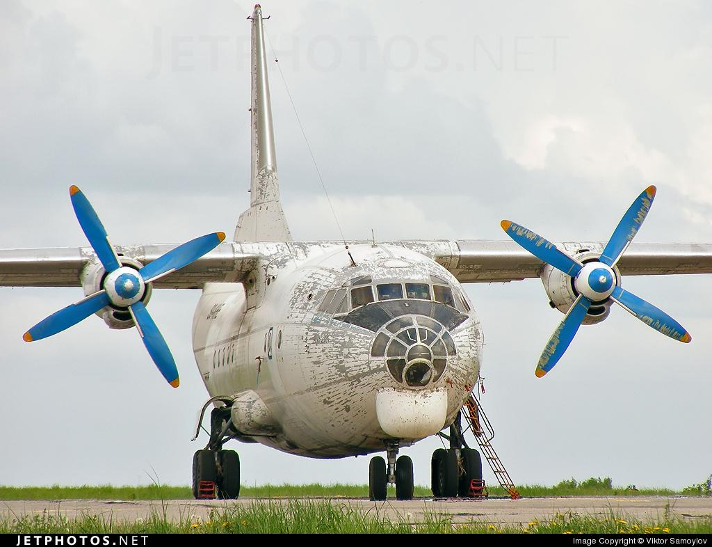 S9-KHE - Antonov An-12BK - Transliz Aviation
