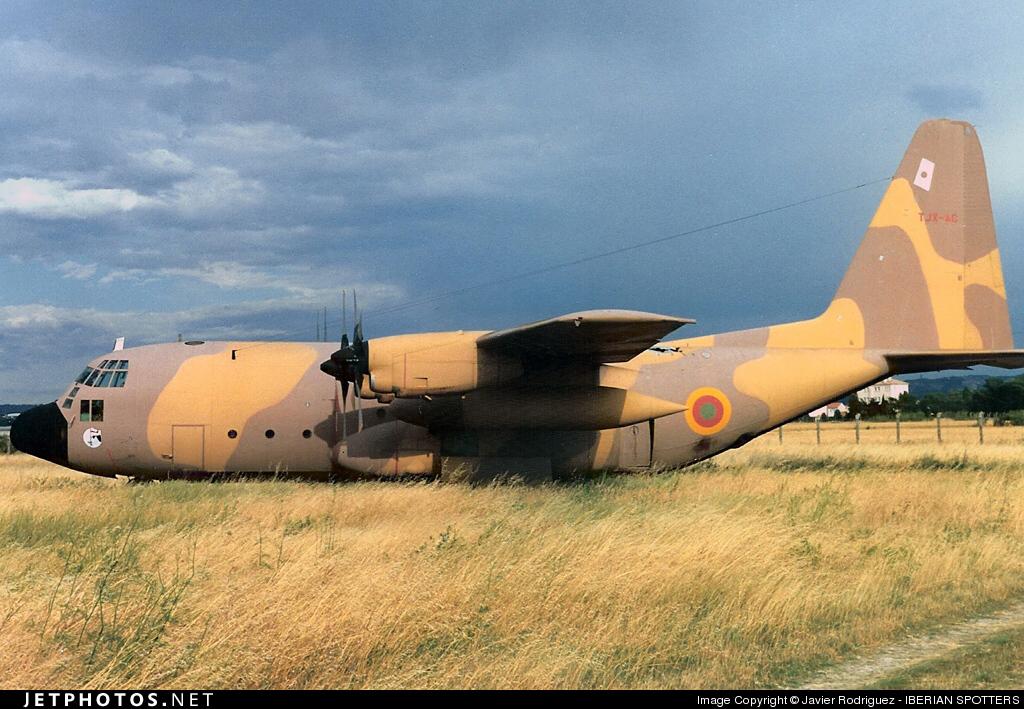 TJX-AC - Lockheed C-130H Hercules - Cameroon - Air Force