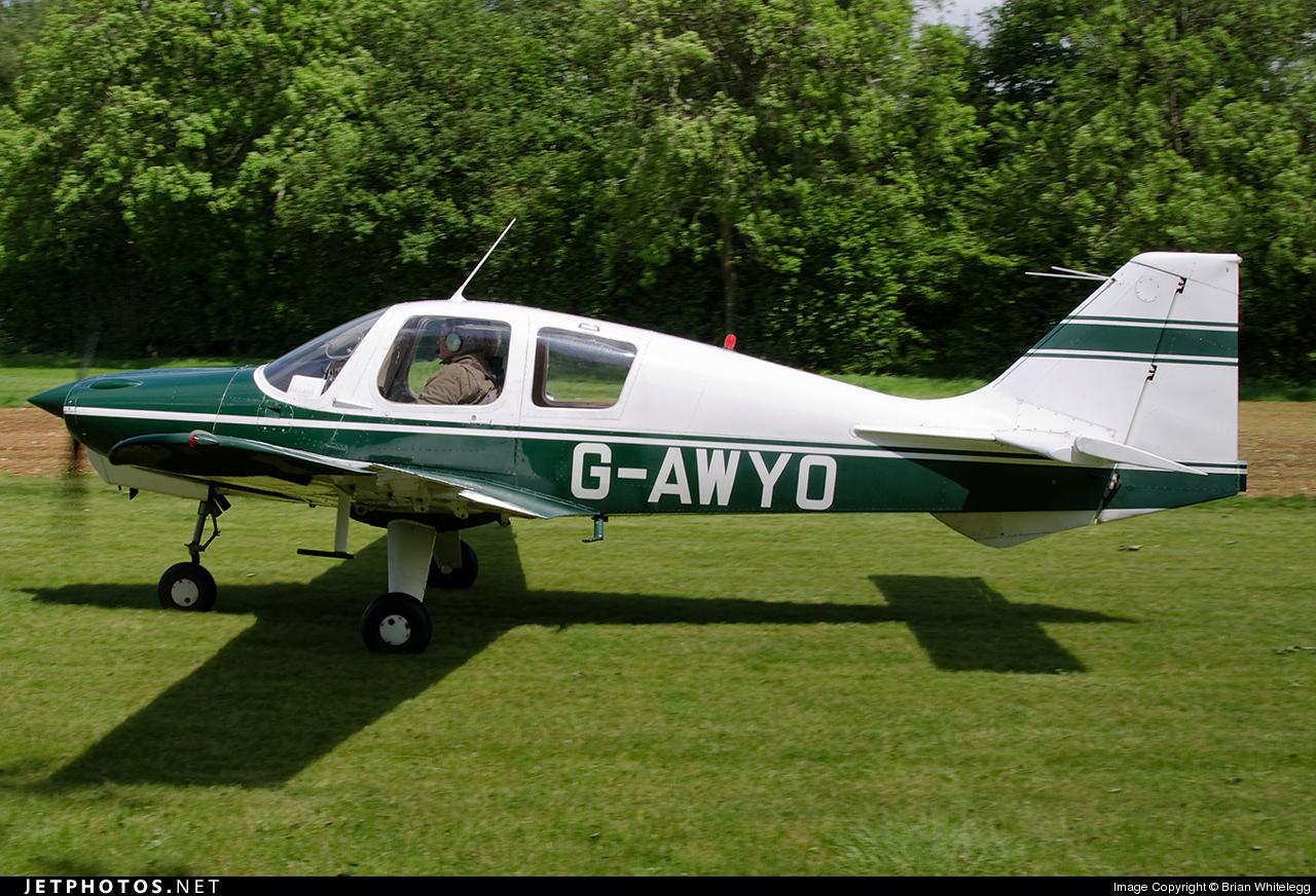 G-AWYO - Beagle B121 Pup - Private