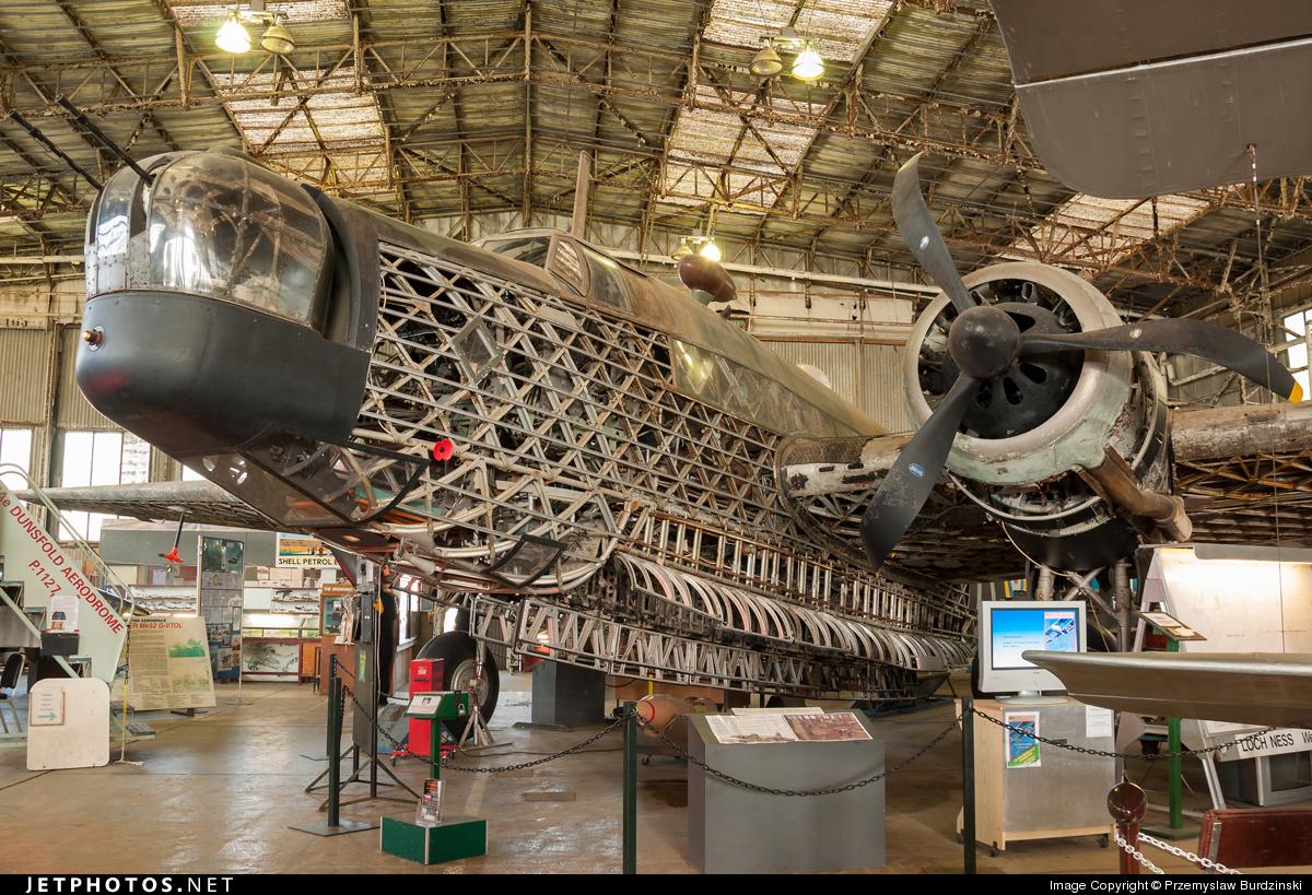 N2980 - Vickers Wellington 1A - Brooklands Museum