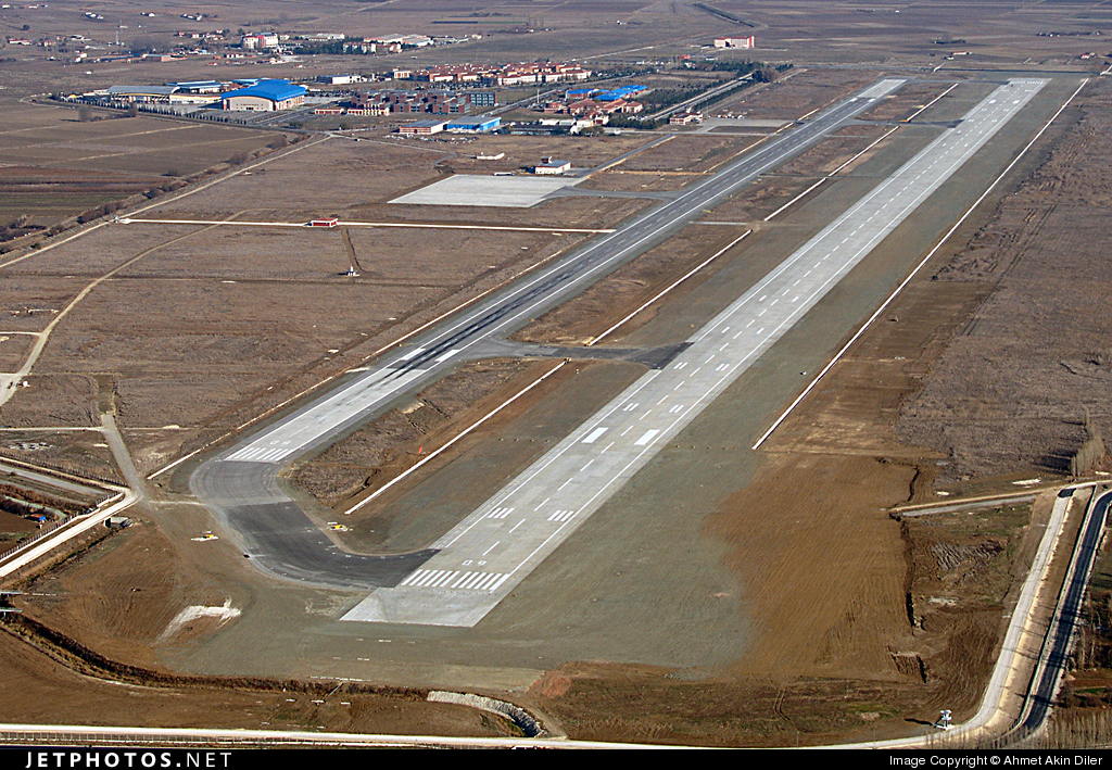 LTBY - Airport - Airport Overview