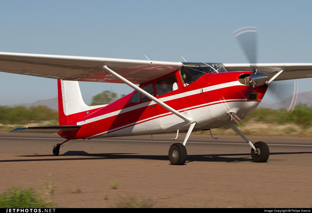 N3455Y - Cessna 180H Skywagon - Private