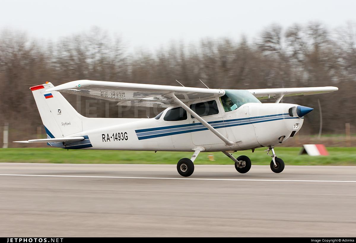RA-1493G - Cessna 172 Skyhawk - Private