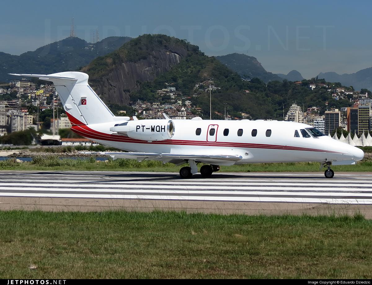 PT-WQH - Cessna 650 Citation VII - Private