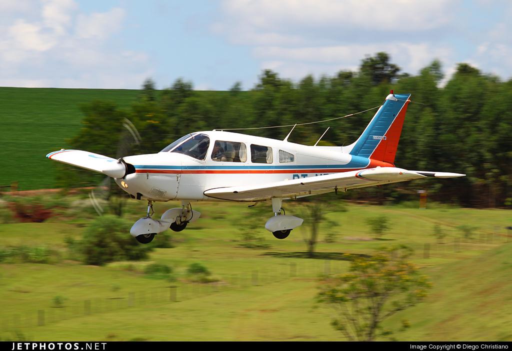 PT-NDC - Embraer EMB-710C Carioca - Private
