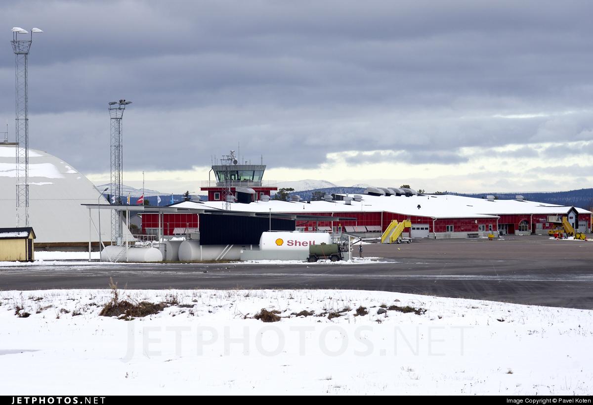 ESNQ - Airport - Terminal