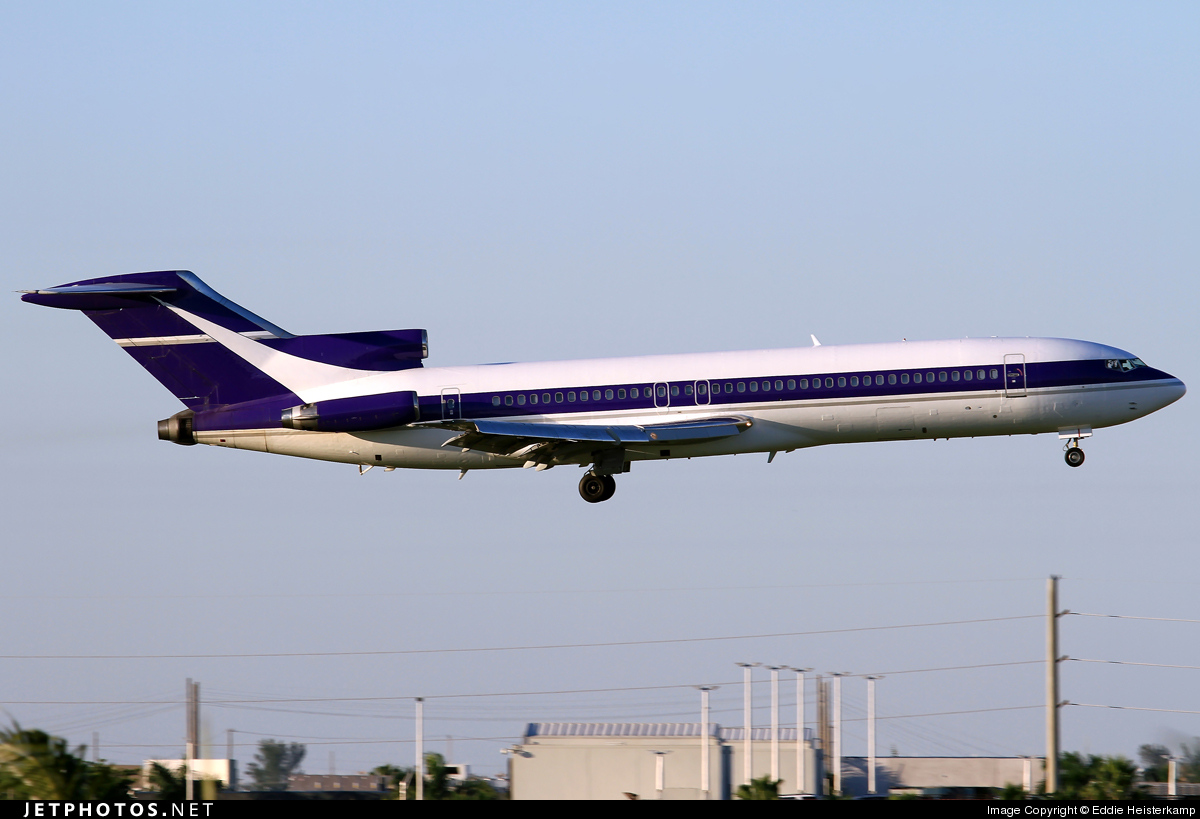 N17773 - Boeing 727-227(Adv) - Monfort Aviation