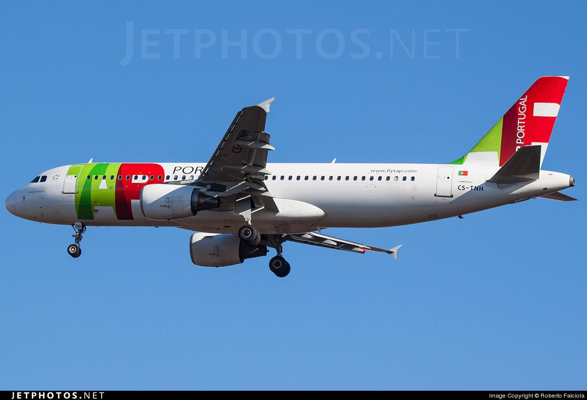 CS-TNH - Airbus A320-214 - TAP Portugal
