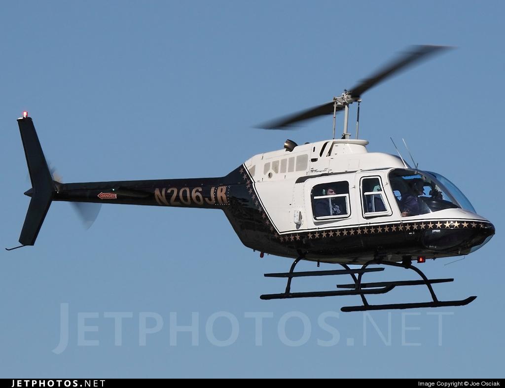 N206JR - Bell 206B JetRanger - Private