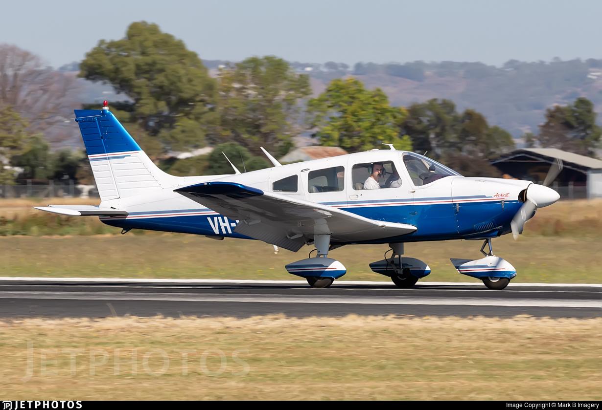 VH-SFA - Piper PA-28-181 Cherokee Archer II - Private