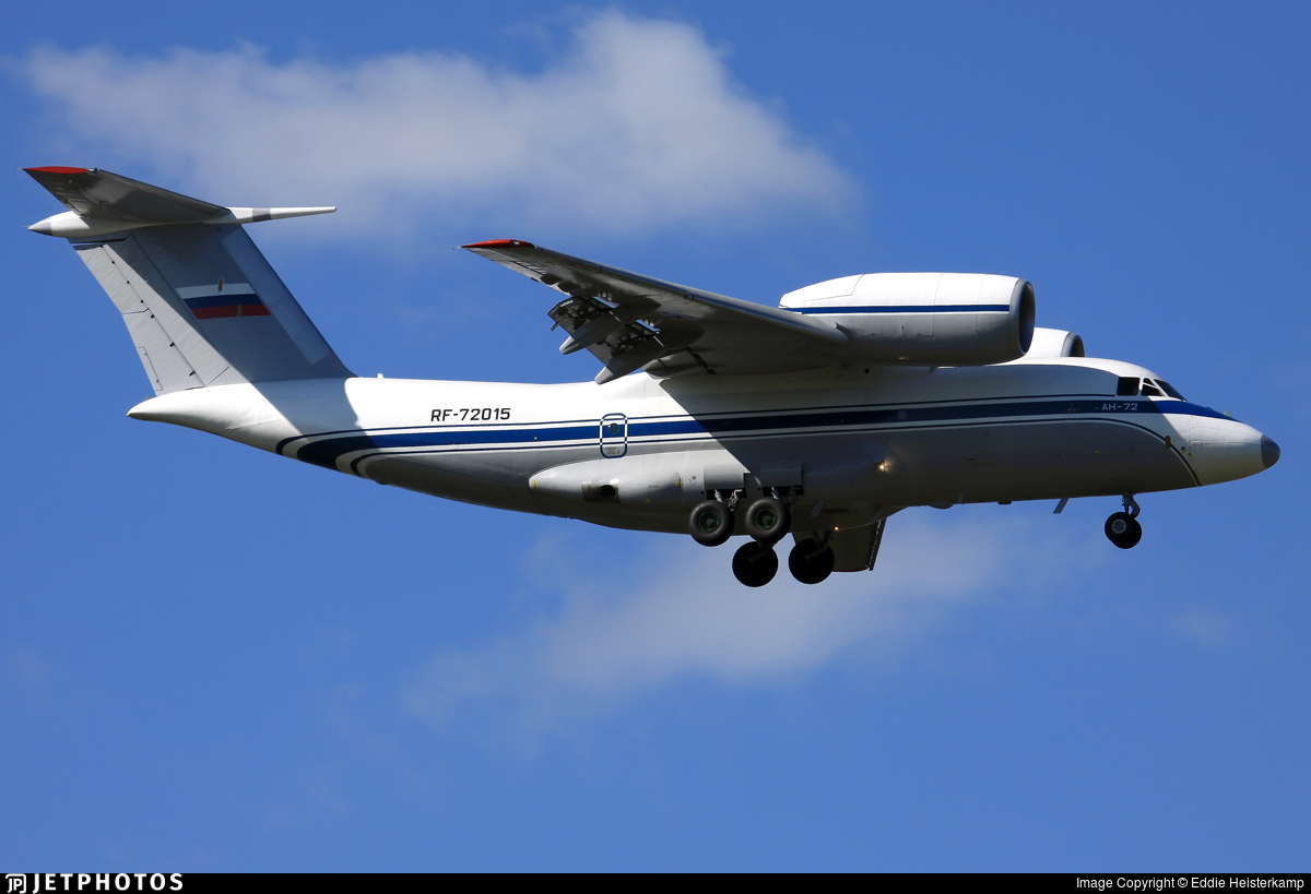 RF-72015 - Antonov An-72 - Russia - Federal Border Guards Aviation Command