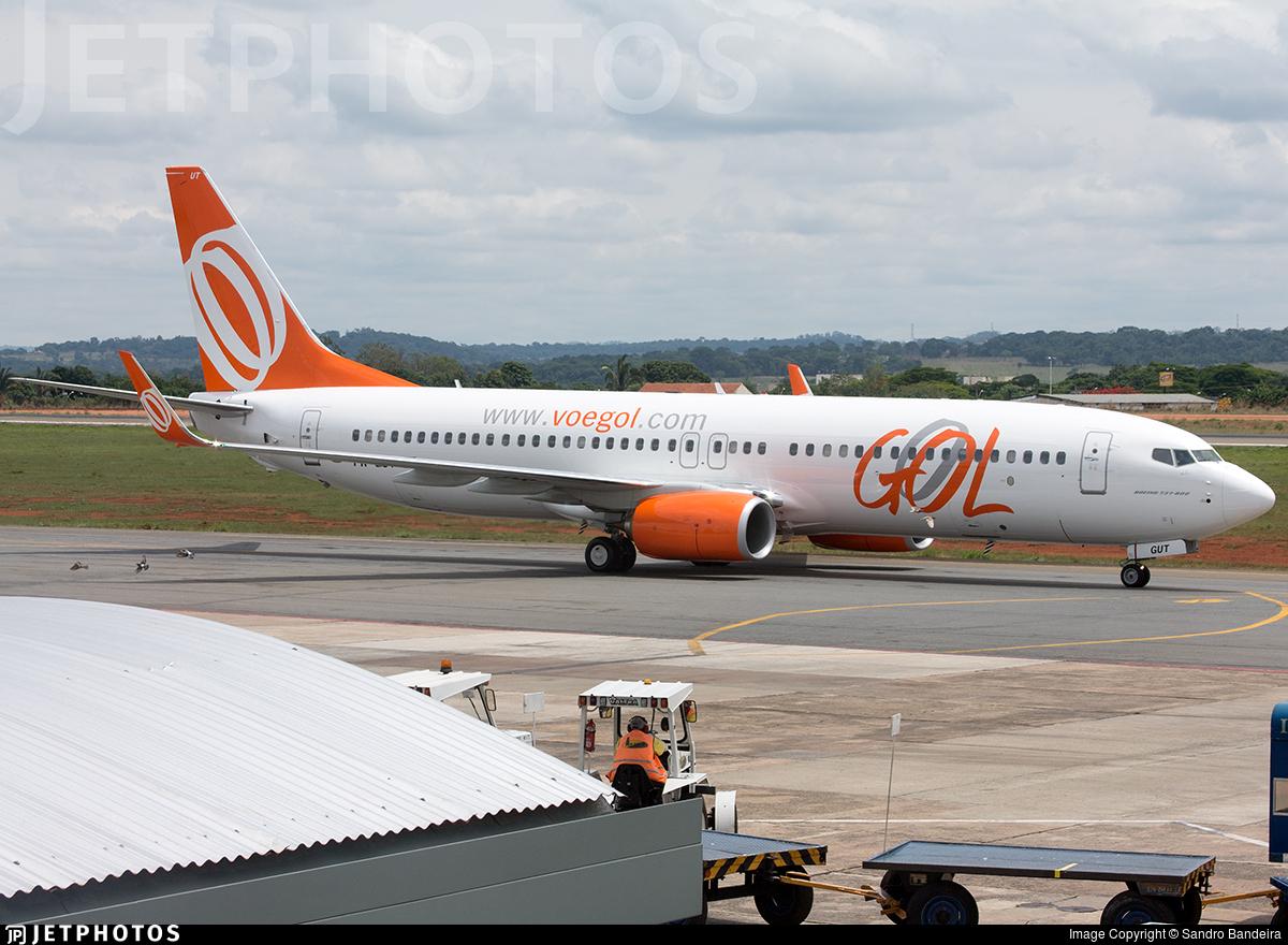 PR-GUT - Boeing 737-8HX - GOL Linhas Aéreas