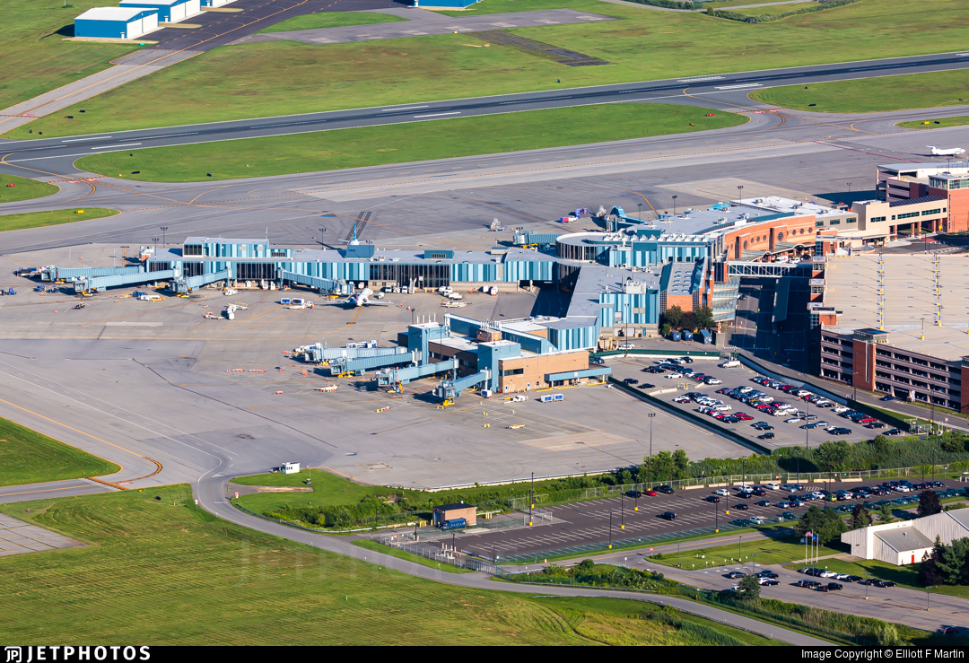KALB - Airport - Airport Overview