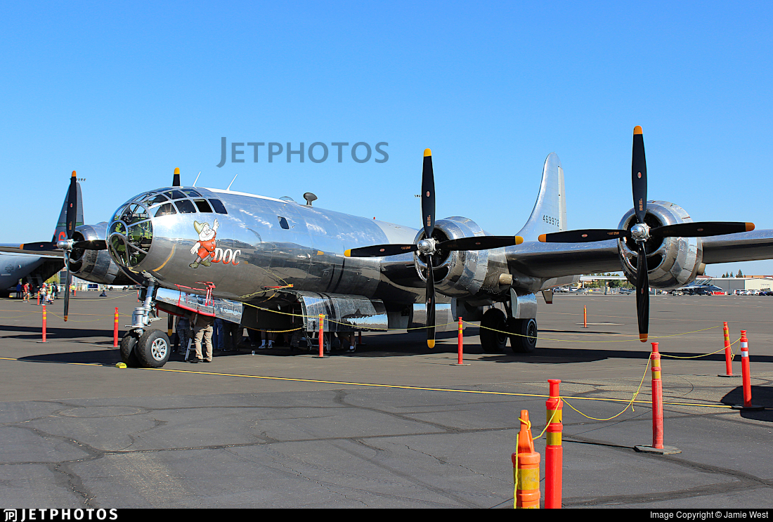 N69972 - Boeing B-29 Superfortress - United States - US Air Force (USAF)