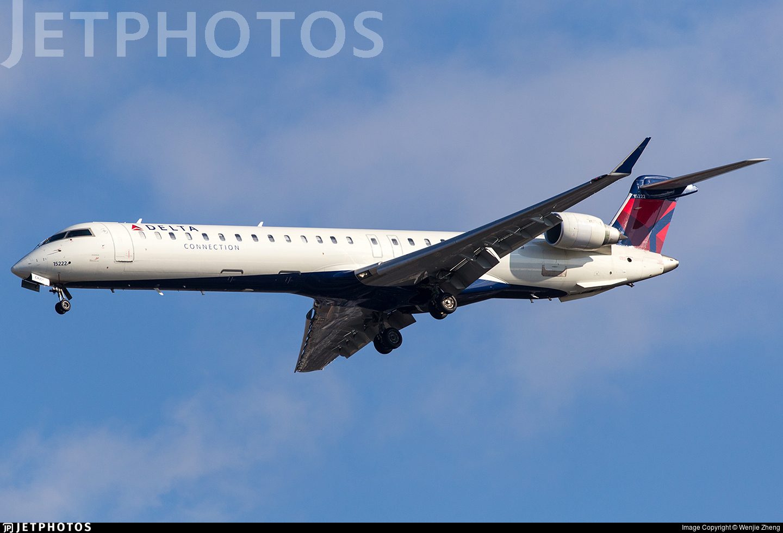 N133EV - Bombardier CRJ-900LR - Delta Connection (Endeavor Air)