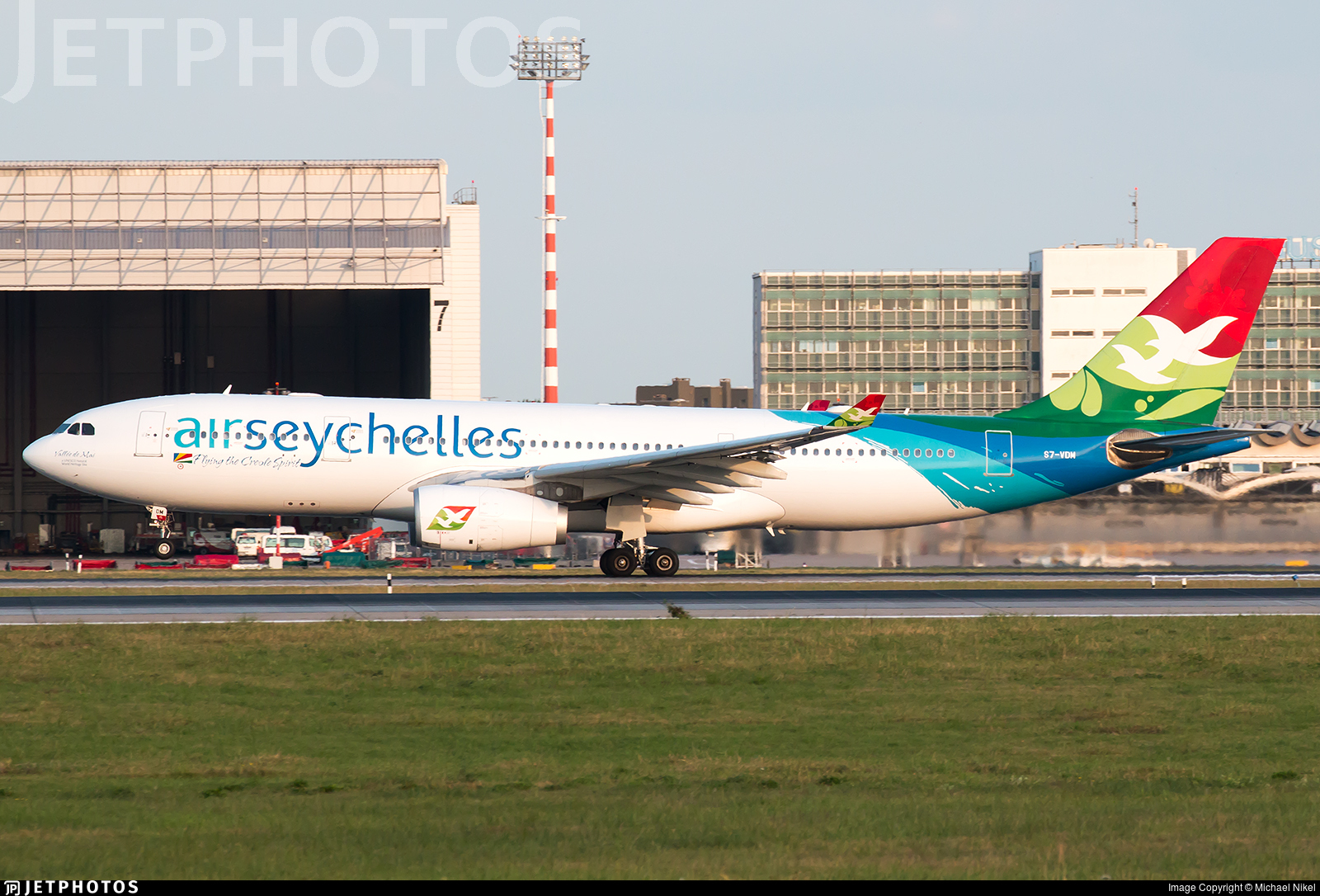 S7-VDM - Airbus A330-243 - Air Seychelles