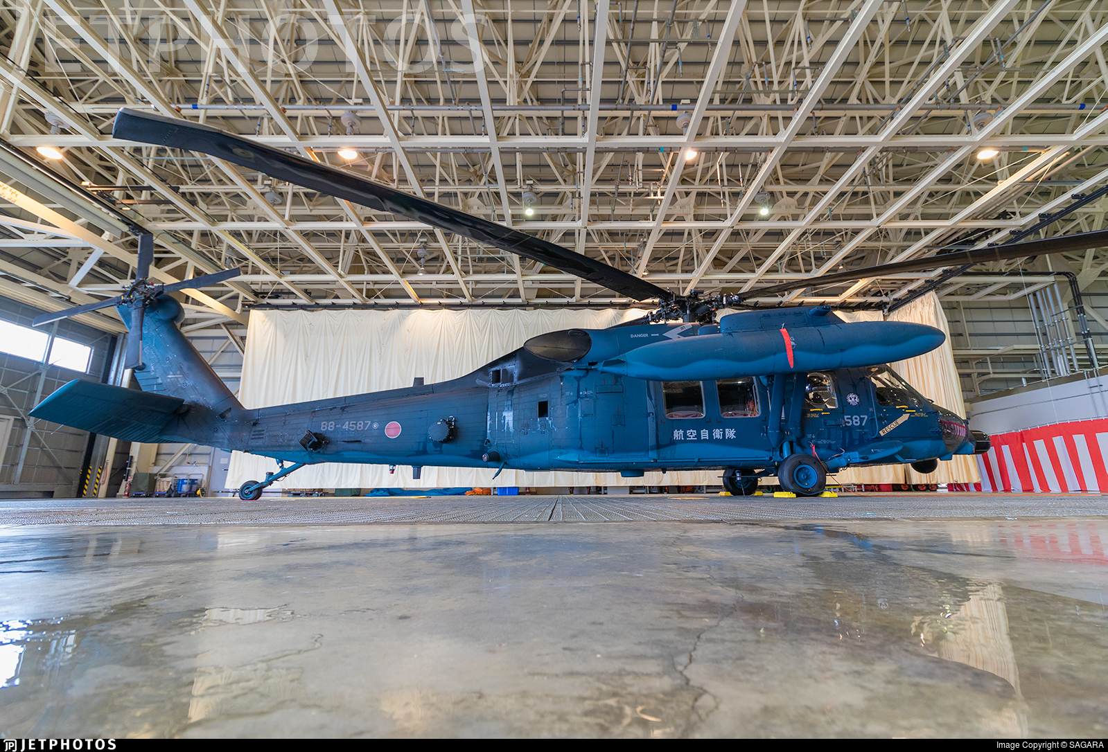 88-4587 - Mitsubishi UH-60J - Japan - Air Self Defence Force (JASDF)