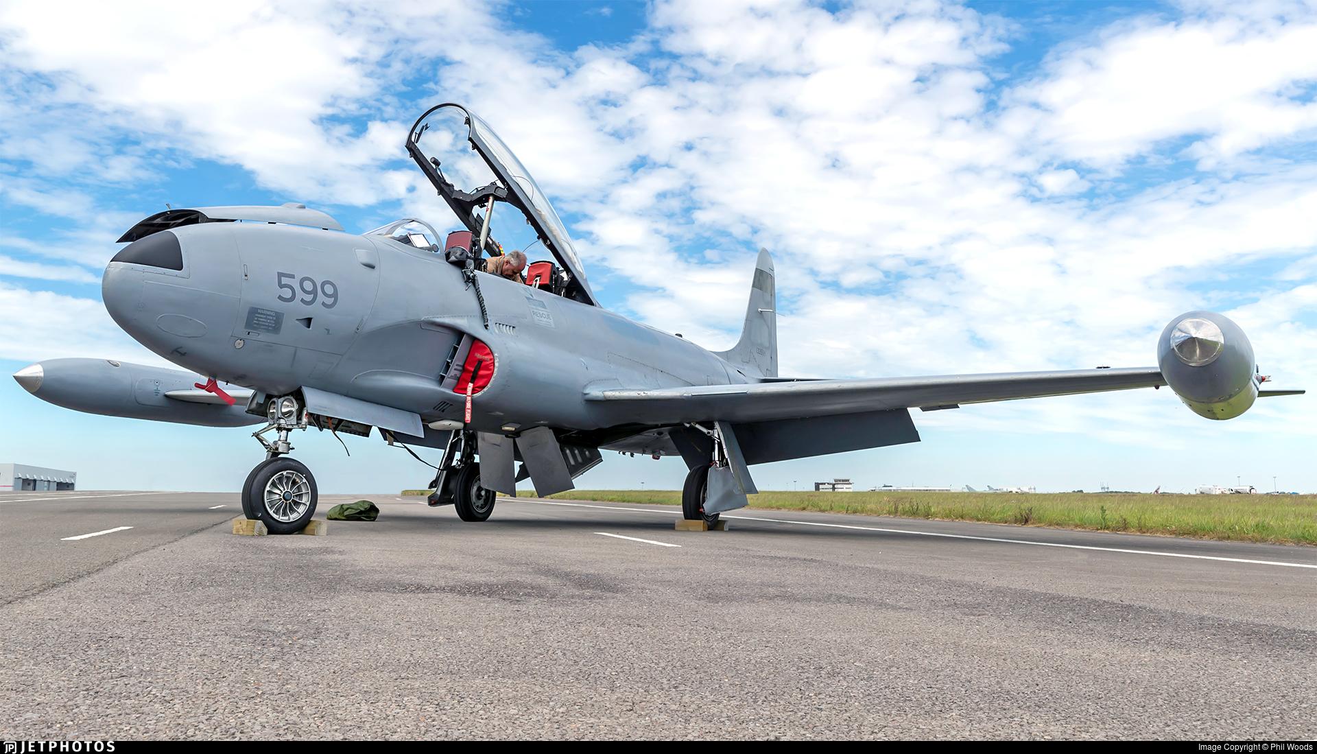 LN-DPS - Canadair CT-133 Silver Star - Private