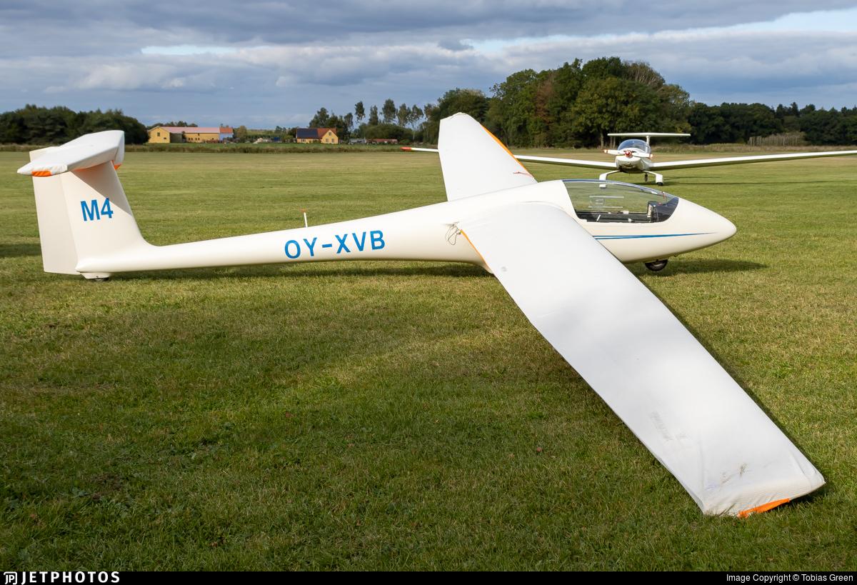 OY-XVB - Schleicher ASK-23B - Private