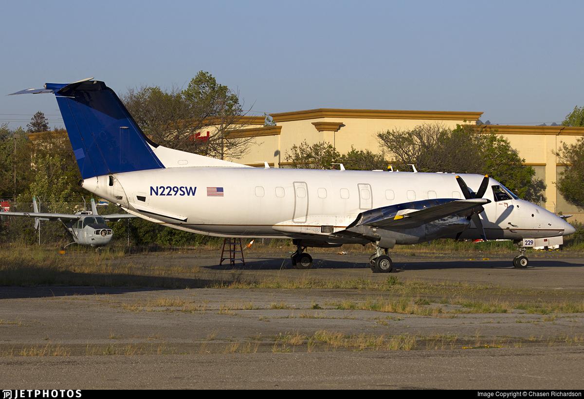 N229SW - Embraer EMB-120ER Brasília - Berry Aviation