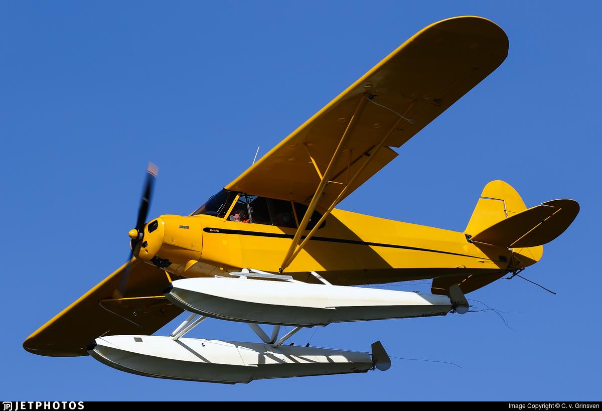 N333GP - Piper PA-11-90 Cub Special - Private