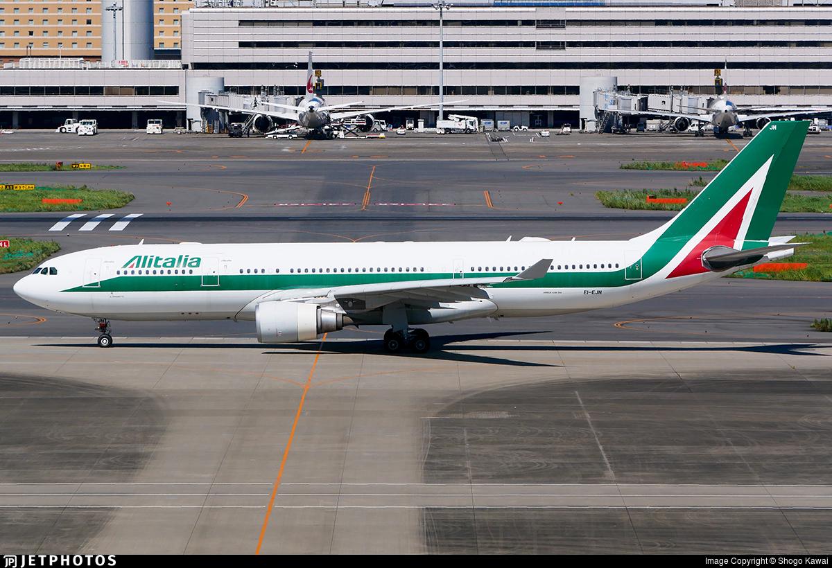 EI-EJN - Airbus A330-202 - Alitalia