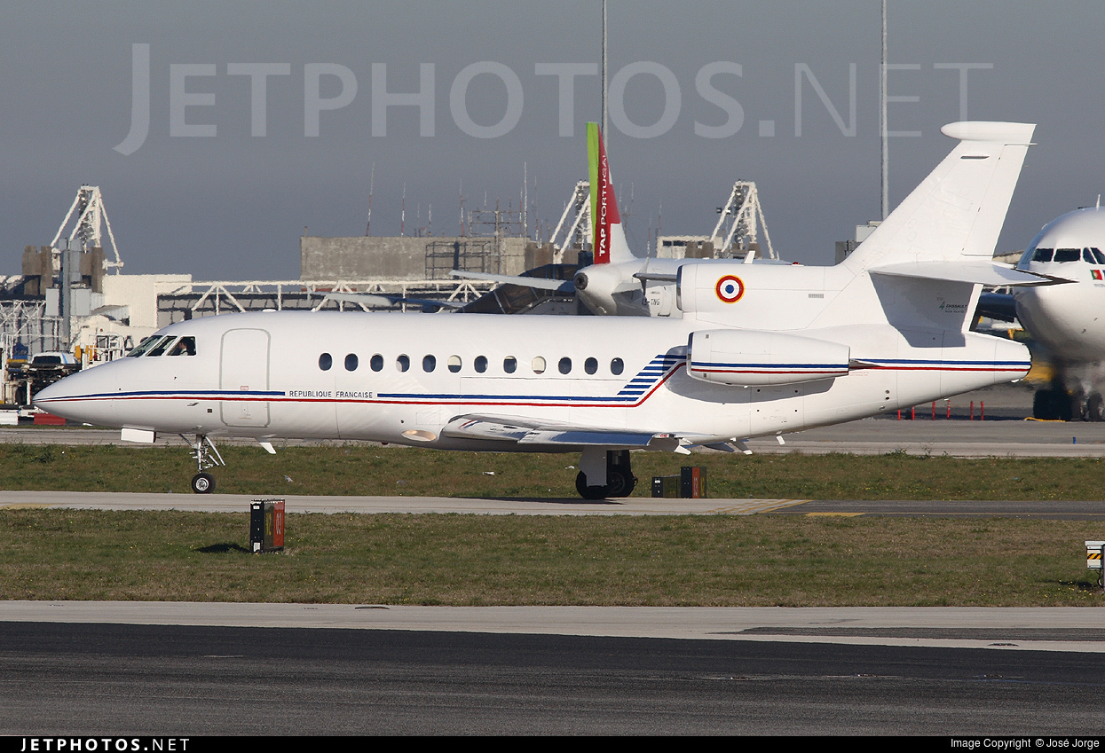 4 dassault falcon 900 france air force josé jorge jetphotos