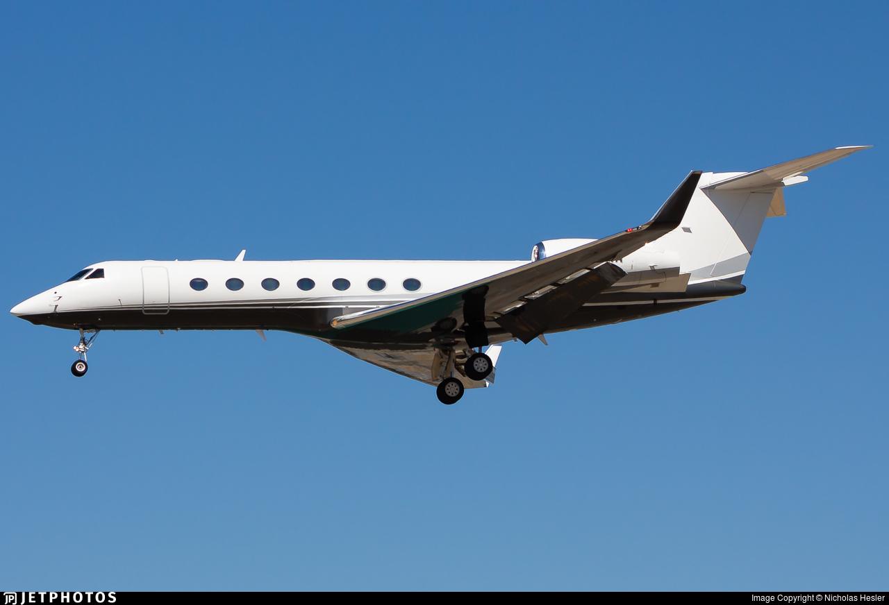 N79MA - Gulfstream G-V - Private