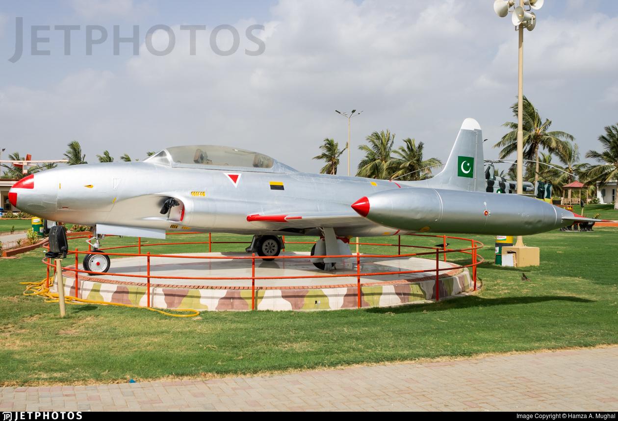 53-5259 - Lockheed T-33A Shooting Star - Pakistan - Air Force
