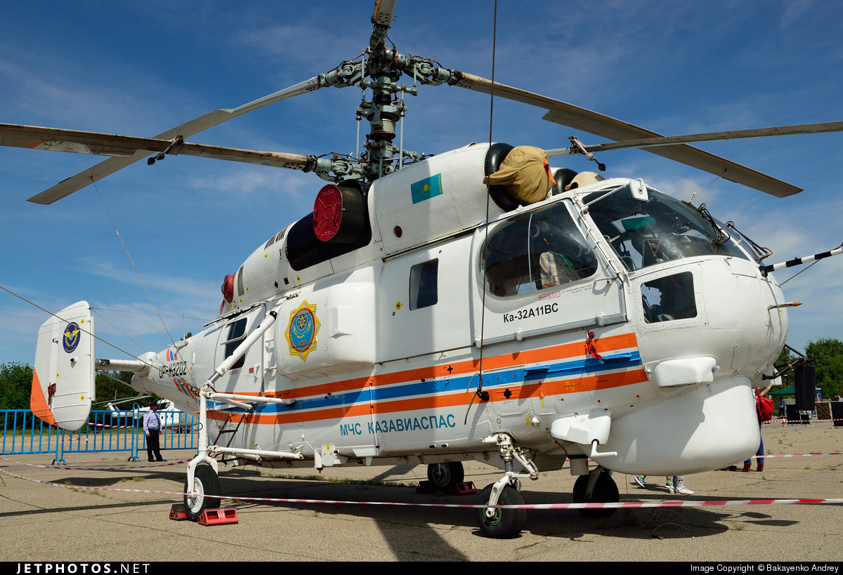 UP-K3202 - Kamov Ka-32A-11BC - Kazaviaspas