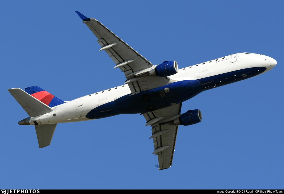 N209JQ - Embraer 170-200LR - Delta Connection (Shuttle America)