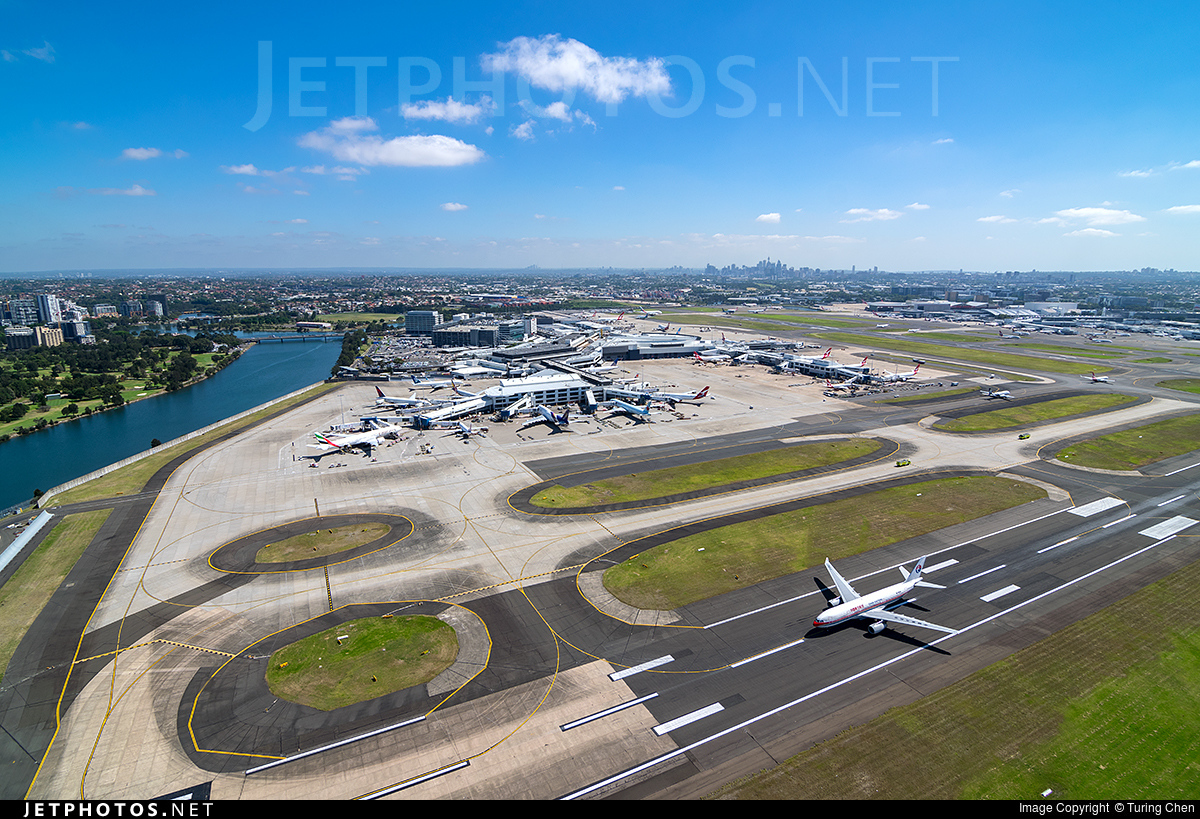 YSSY - Airport - Airport Overview