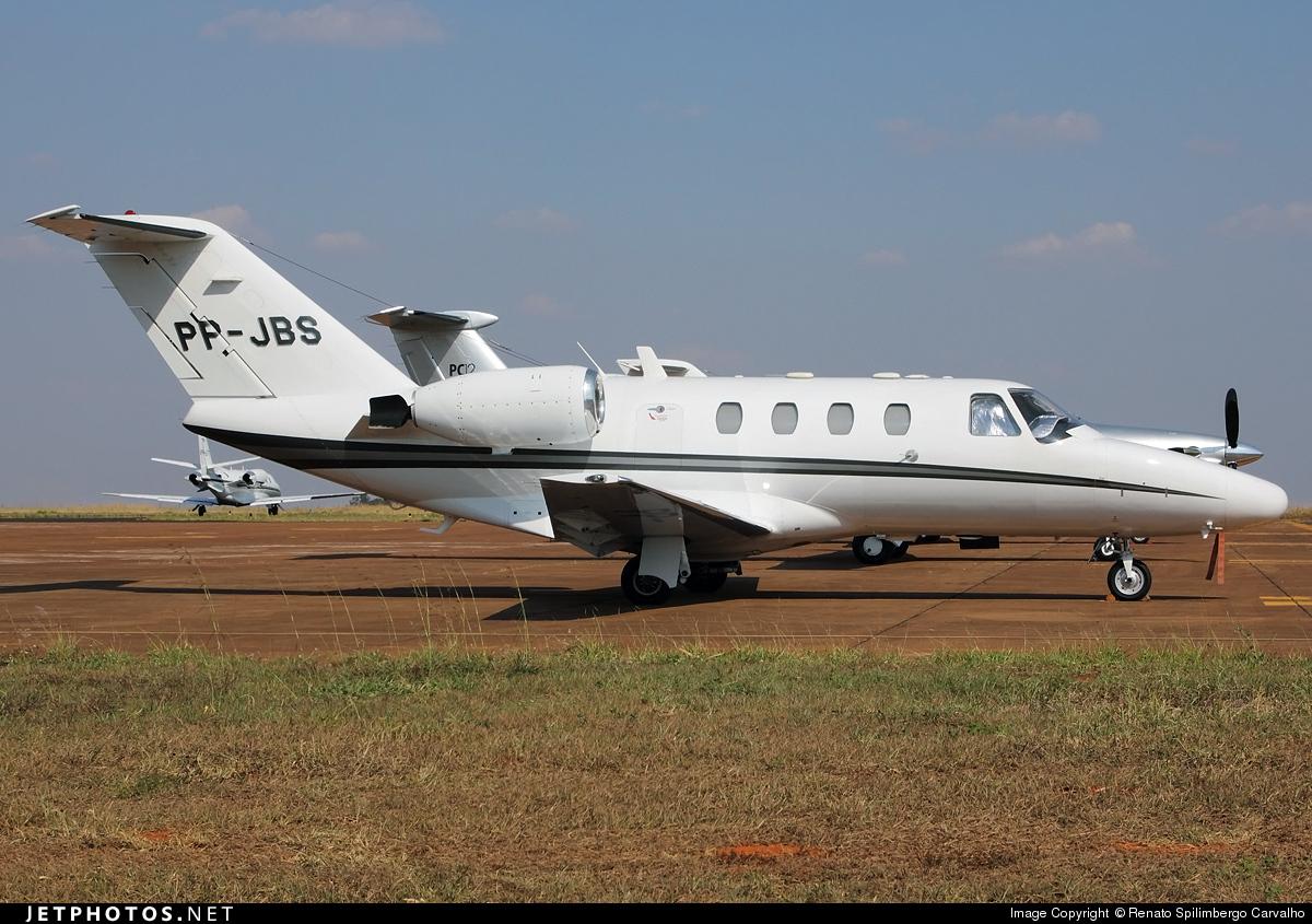 PP-JBS - Cessna 525 Citation CJ1 - Private