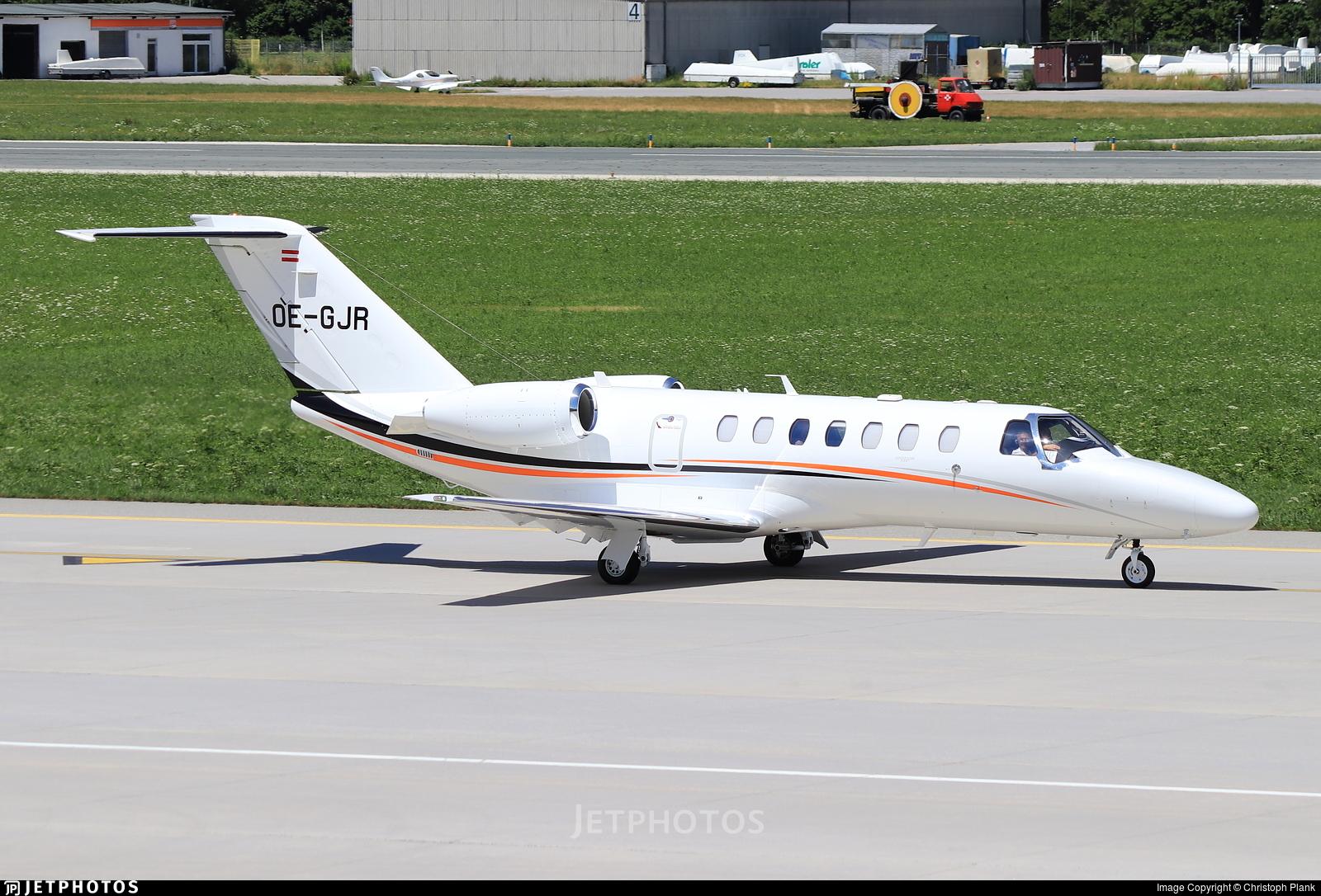 OE-GJR - Cessna 525B CitationJet CJ3+ - Airlink Luftverkehrsgesellschaft