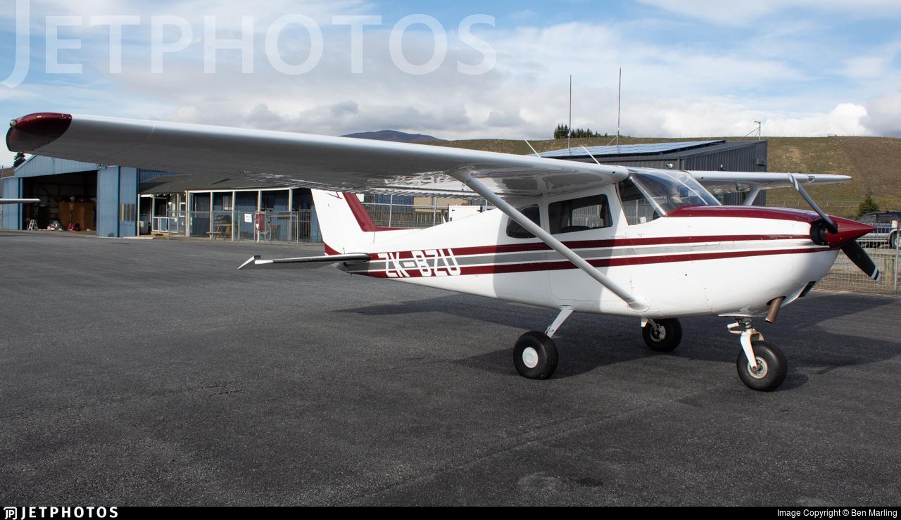 ZK-BZU - Cessna 172B Skyhawk - Private