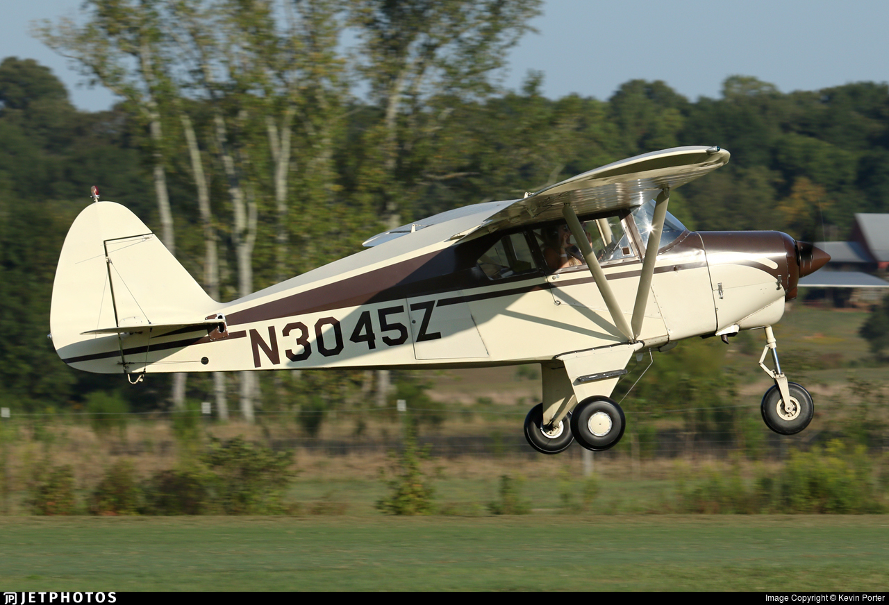 N3045Z - Piper PA-22-160 Tri-Pacer - Private