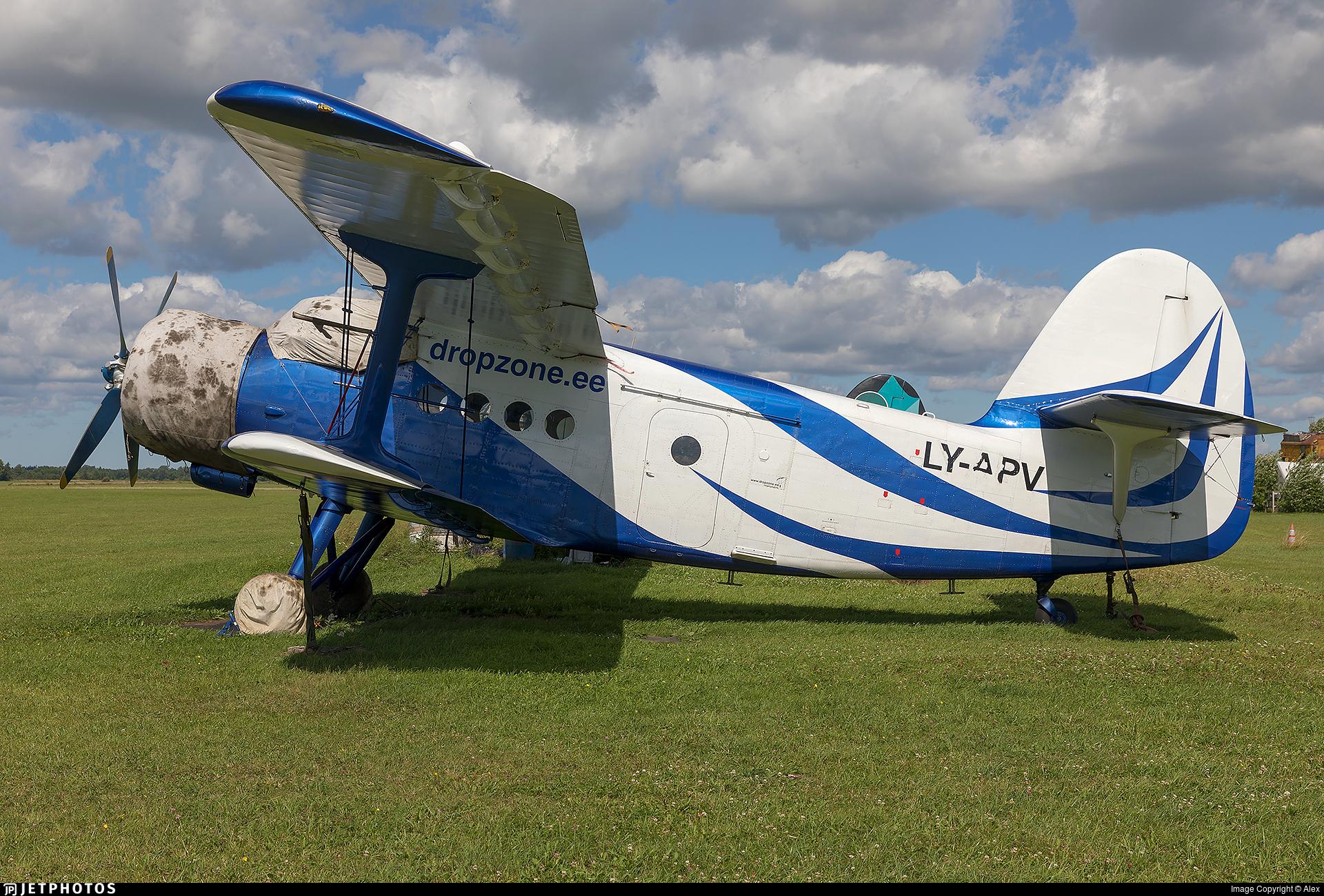 LY-APV - PZL-Mielec An-2 - Private