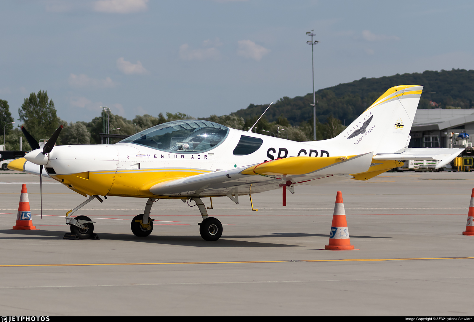 SP-GBD - Czech Sport Aircraft PS-28 Cruiser - Ventum Air Flight Academy