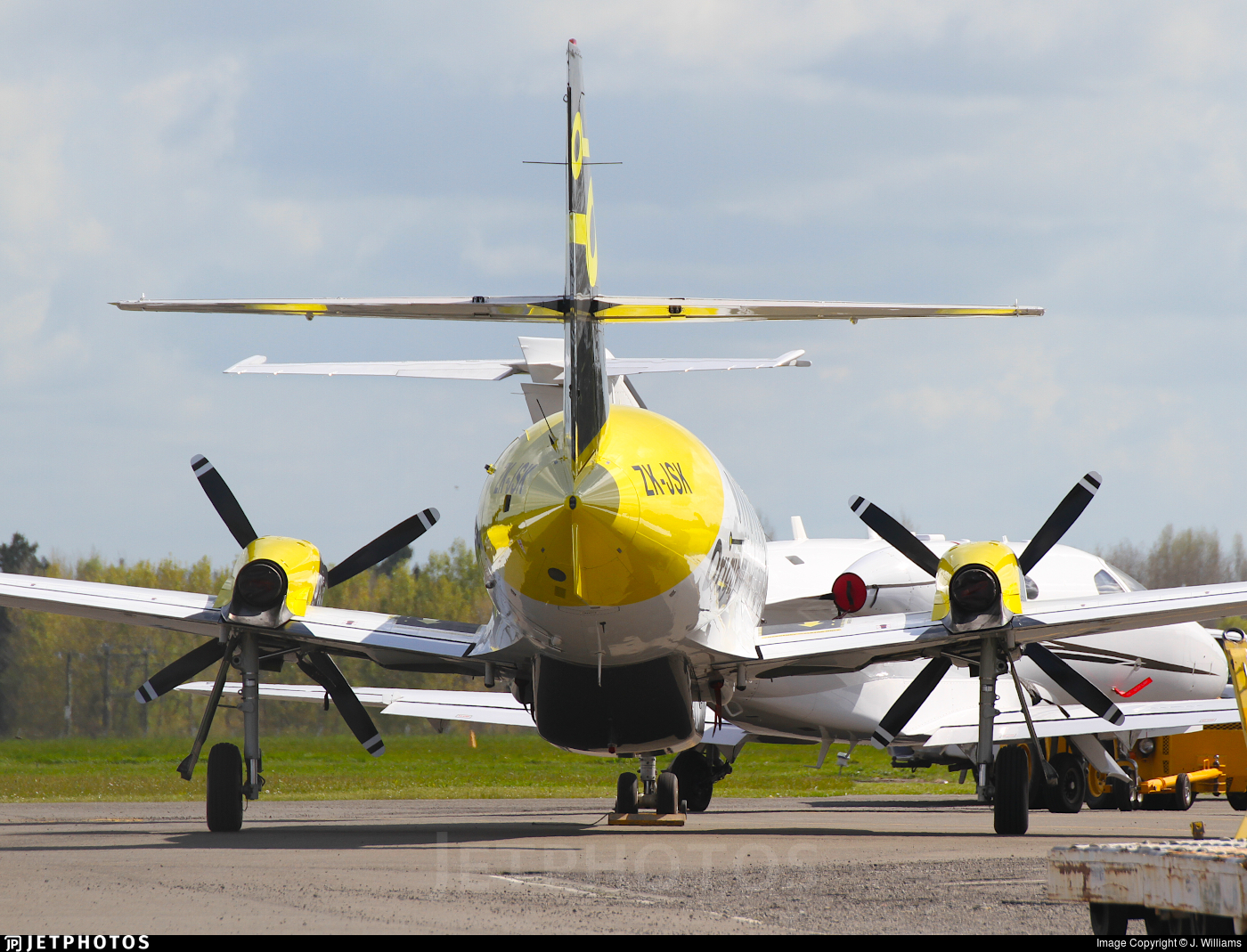 ZK-JSK - British Aerospace Jetstream 32EP - Originair