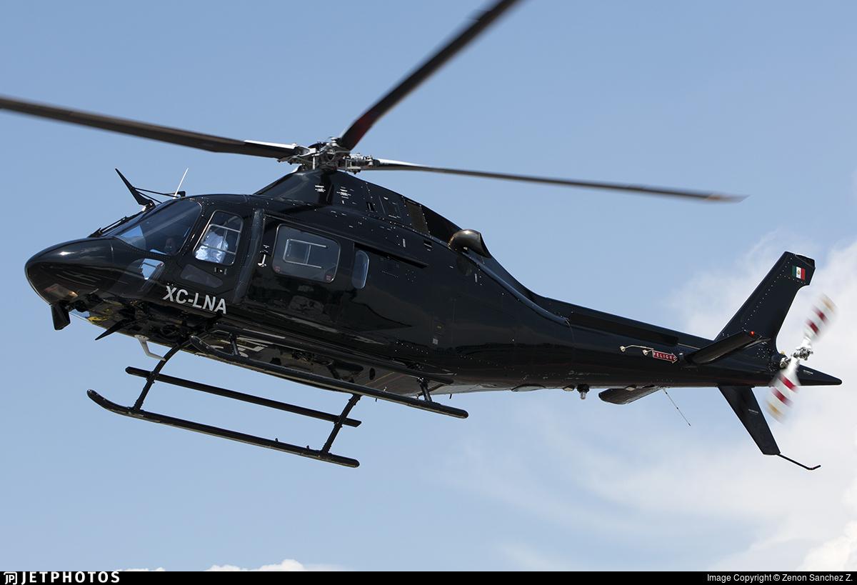 XC-LNA - Agusta-Westland AW-119Ke - Mexico - Puebla State Government
