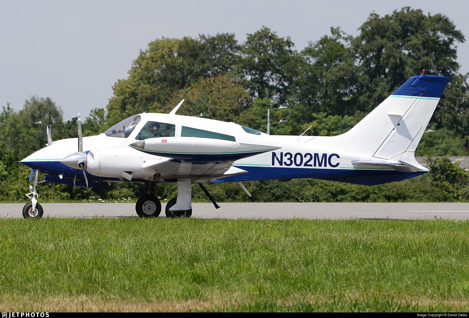 N302MC - Cessna T310Q - Private