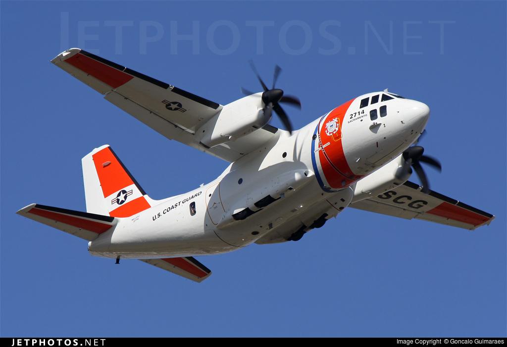 2714 - Alenia C-27J Spartan - United States - US Coast Guard (USCG)