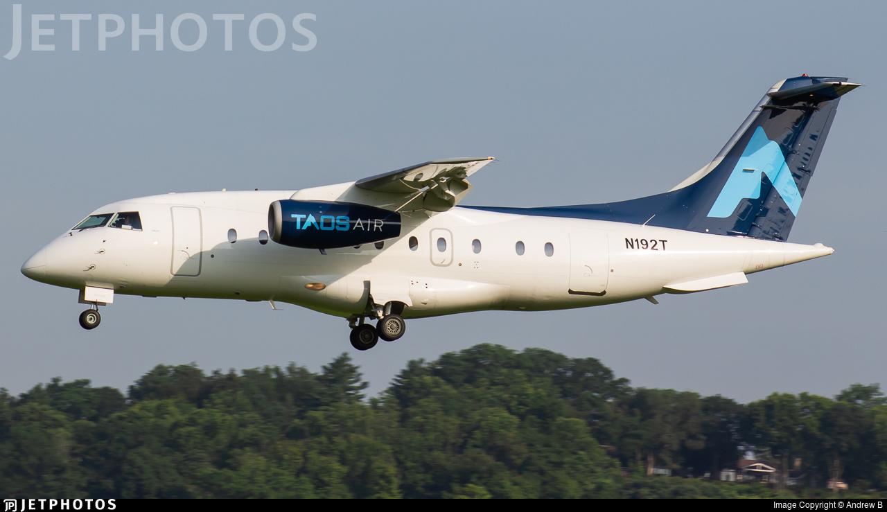 N192T - Dornier Do-328-300 Jet - Ultimate Jetcharters