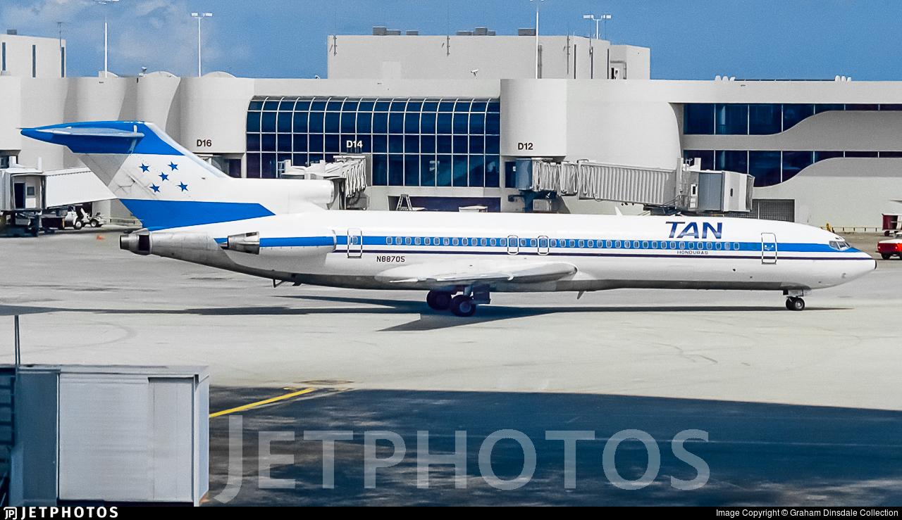 N88705 - Boeing 727-224 - TAN Airlines
