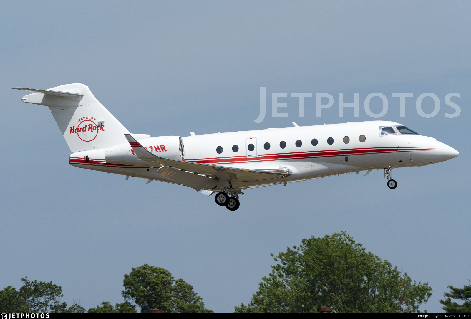 N307HR - Gulfstream G280 - Private