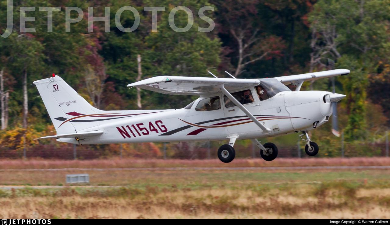 N1154G - Cessna 172S Skyhawk SP - Private