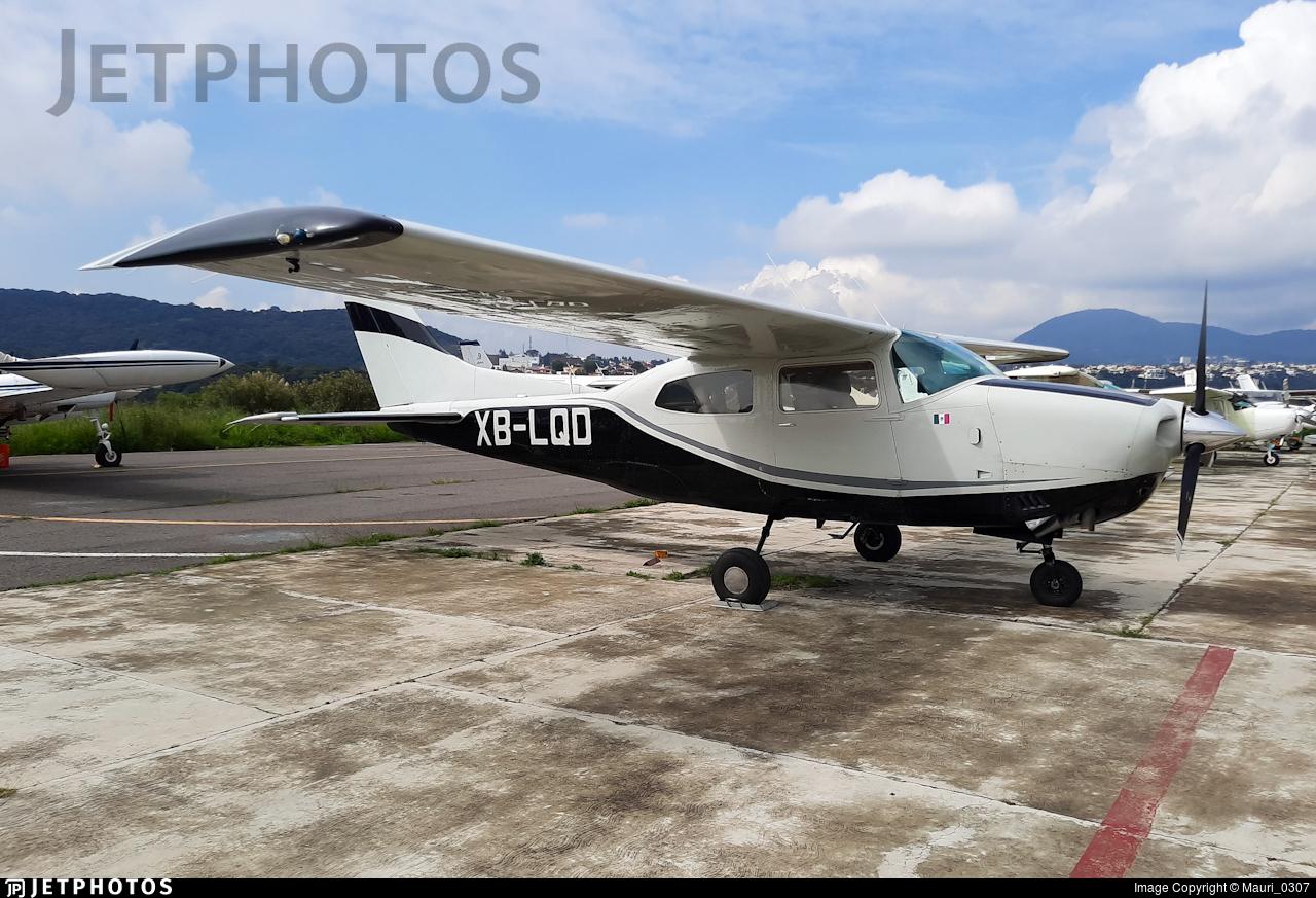 XB-LQD - Cessna T210M Turbo Centurion - Private