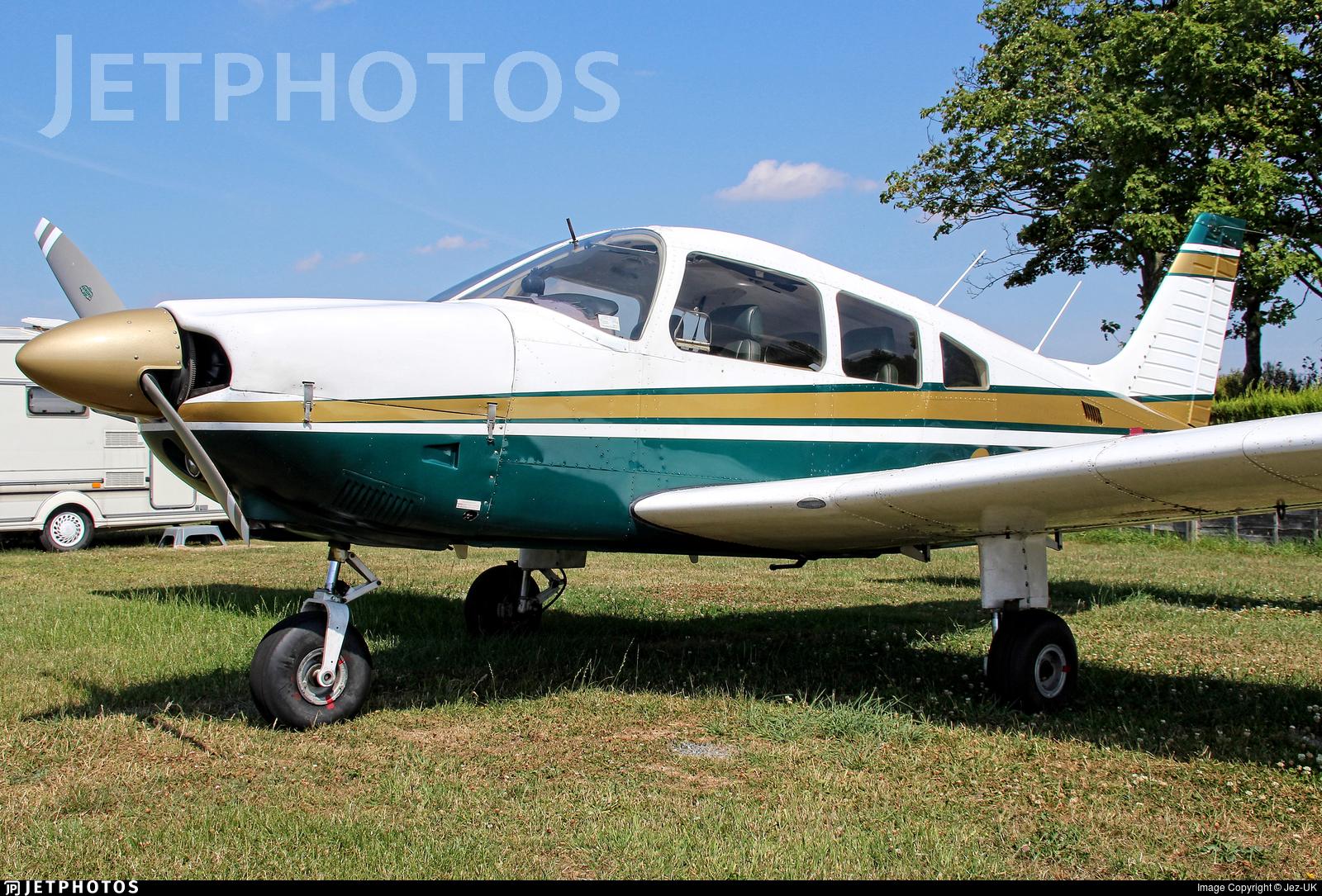 G-HARN - Piper PA-28-181 Archer II - Private